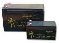SA-206/1.3 zálohovací akumulátor 6V 1.3Ah